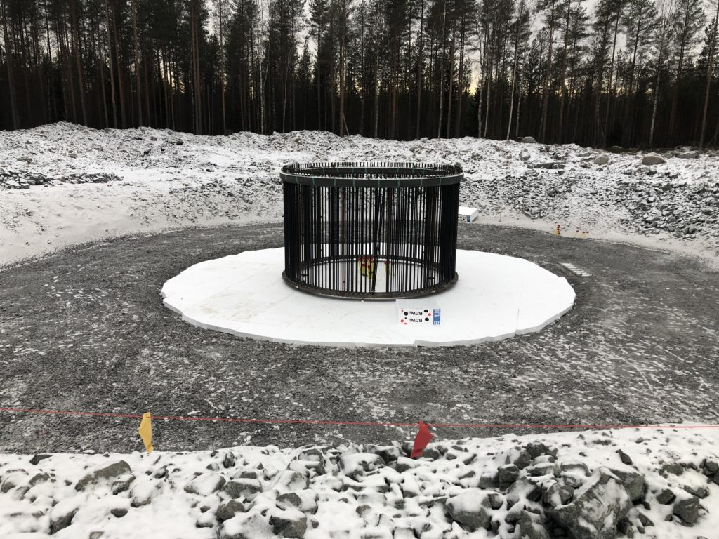 SOFT-SPOT® in Kannus Windpark in Finland