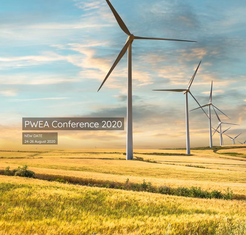 PWEA conference 2020